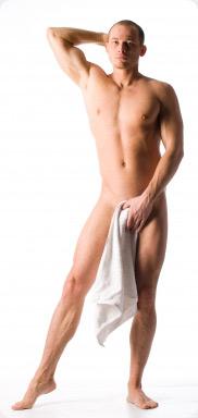 גבר ערום, פנטזיית הזיון מיומנה של גלית (הכרויות סקס)